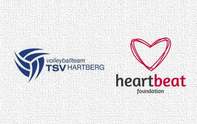 IT-Partner von TSV Volleyball Hartberg und der Heartbeat Foundation