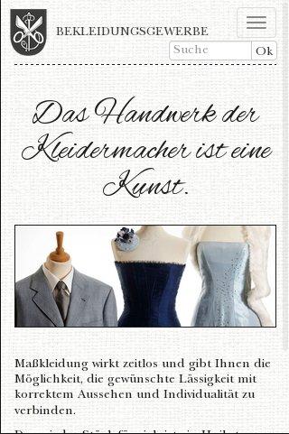 Steirische Kleidermacher: mobile Ansicht