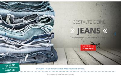 Smart Jeans 2.0 Web Shop